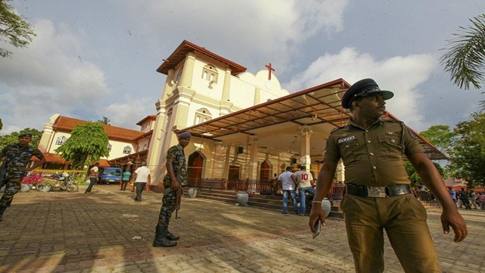 Thương vong trong loạt vụ nổ ở Sri Lanka lên đến 790 người